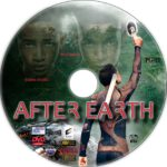 After Earth (2013) R1 Custom CD Cover
