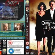 quantum of solace – front dvd covers