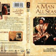 A Man For All Seasons – Front DVD Cover