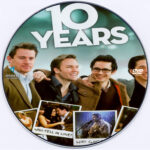 10 Years (2011) R0 Custom DVD Label