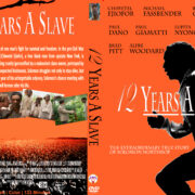 12 Years A Slave (2013) R0 Custom