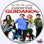 Parental Guidance (2012) R0 DVD Label Custom