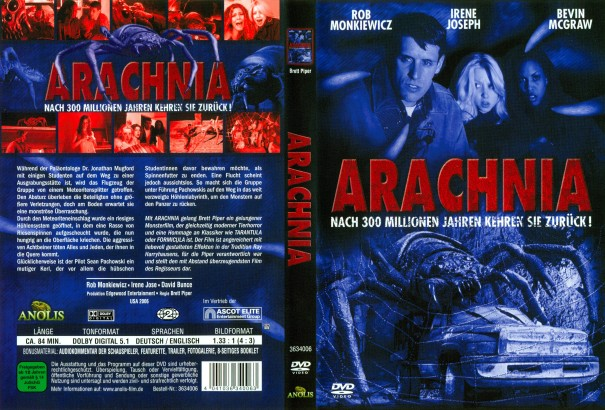 Arachnia (2003) R2 German