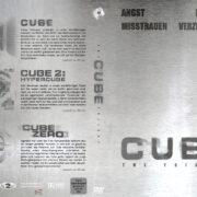 Cube Zero (2004) R2 German