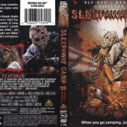 Sleepaway Camp 2 (1988) Blu-Ray Cover+Label