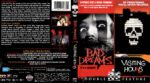 Bad Dreams – Visiting Hours (1988) Blu-Ray Cover+Label
