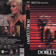 Body Double (1984) Blu-Ray Spain Cover+Label