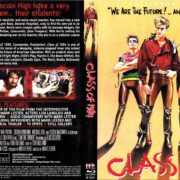 Class of 1984 (1982) Blu-Ray Cover+Label
