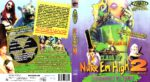Class of Nuke 'Em High 2 (1991) Blu-Ray Cover+Label