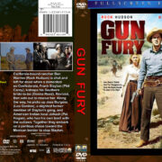 Gun Fury (1953) R1 Custom DVD Cover