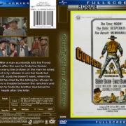 Gunfight In Abilene (1967) R1 Custom DVD Cover