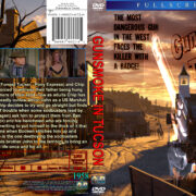 Gunsmoke In Tucson (1958) R1 Custom DVD Cover