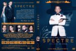 Spectre (2015) R0 Custom DVD Cover