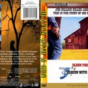 Heaven With A Gun (1969) R1 Custom DVD Cover