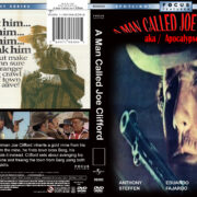 A Man Called Joe Clifford (1970) R1 Custom DVD Cover