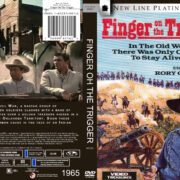 Finger On The Trigger (1965) R1 Custom DVD Cover