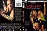 Angelfist (1993) R1 Custom DVD Cover