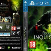 Dragon Age Inquisition (2014) PS4 USA Custom