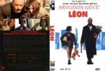 Leon (Sevginin Gücü) (1994) Custom Turkish Dvd Cover