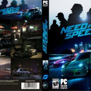 Need For Speed (2015) Custom PC Cover