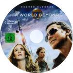 A World Beyond (2015) R2 Custom Blu-Ray Label