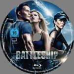 Battleship (2012) R2 Custom Blu-Ray Label