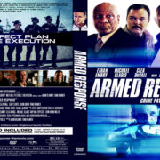 Armed Response (2013) R1 DVD Cover