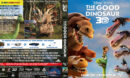 The Good Dinosaur 3D (2015) Blu-Ray Cover