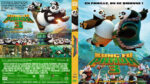 Kung Fu Panda 3 (2016) R0 Custom DVD Cover