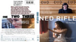 Ned Rifle (2014) R1 Custom DVD Cover