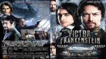 Victor Frankenstein (2015) R1 Custom DVD Cover