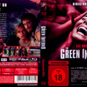 The Green Inferno (2013) Blu-Ray German