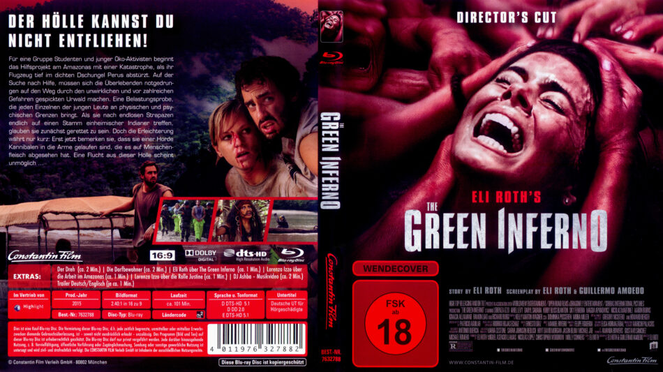 the green inferno german stream
