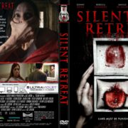 Silent Retreat (2016) R1 CUSTOM DVD Cover