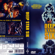 Deep Star Six (1989) R2 German
