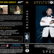 James Bond 007: Spectre (2015) Blu-Ray Custom German