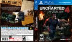 Uncharted 4: A Thief's End (2016) PS4 USA Custom