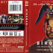 Birdman (2015) Blu-Ray Cover