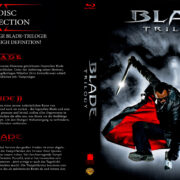Blade Trilogy (2004) Blu-Ray German Custom