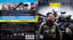 Fury (2014) Blu-Ray German/French