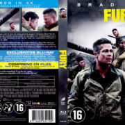 Fury (2014) Blu-Ray German/French