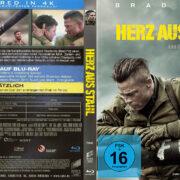 Herz aus Stahl - Fury (2014) Blu-Ray German
