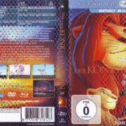 Der König der Löwen Diamond Edition (2011) Blu-Ray German
