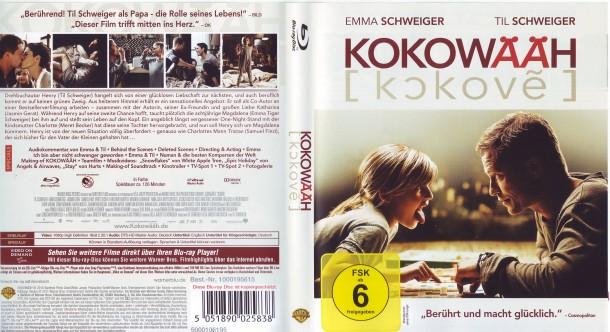 Kokowääh (2010) Blu-Ray German
