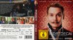 Mortdecai – Der Teilzeitgauner (2015) Blu-Ray German