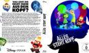 Alles steht Kopf (2015) Blu-Ray German Custom Covers