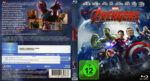 Avengers – Age of Ultron 3D-2D (2015) Blu-Ray German