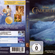 Cinderella (2015) Blu-Ray German