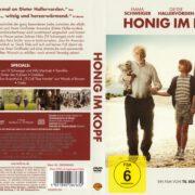 Honig im Kopf (2015) German DVD Cover