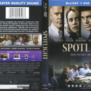 Spotlight (2015) Blu-Ray
